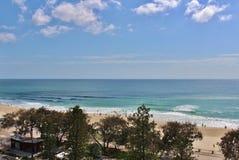 Paraíso de las personas que practica surf Imagenes de archivo