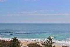 Paraíso de las personas que practica surf Fotografía de archivo