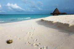 Paraíso de maldives Foto de archivo libre de regalías