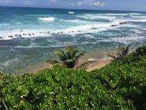 Paraíso de San Juan Foto de archivo