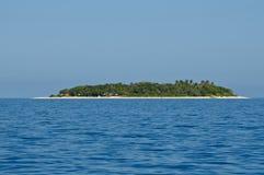 Paraíso de South Pacific Imagens de Stock
