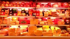 Paraíso del queso Fotografía de archivo