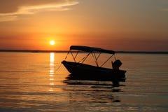 Paraíso do desporto de barco Fotografia de Stock