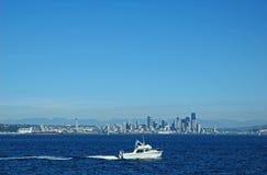 Paraíso do desporto de barco Imagens de Stock Royalty Free