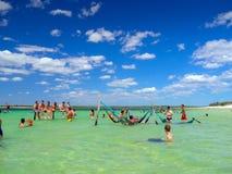 Paraíso do lago Imagens de Stock Royalty Free