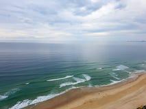 Paraíso dos surfistas imagens de stock
