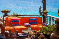 Paraíso egipcio Foto de archivo