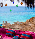 Paraíso egipcio Imagen de archivo libre de regalías