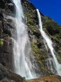 Paraíso elevado das cachoeiras Fotografia de Stock Royalty Free