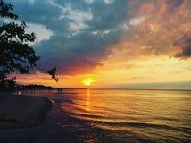 Paraíso em casa Imagens de Stock Royalty Free