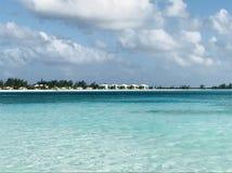 Paraíso en las Bahamas fotografía de archivo