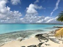 Paraíso en las Bahamas imagen de archivo libre de regalías