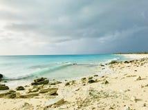Paraíso en las Bahamas imagen de archivo