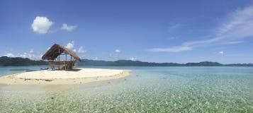 Paraíso Filipinas Fotografia de Stock Royalty Free