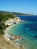 Paraíso griego Fotos de archivo