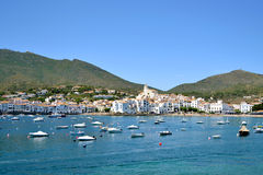 Paraíso mediterrâneo da paisagem típica Foto de Stock