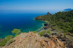 Paraíso na terra Fotografia de Stock Royalty Free