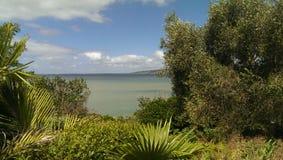 Paraíso Nueva Zelanda Fotos de archivo