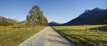 Paraíso, Otago, Nova Zelândia fotos de stock royalty free