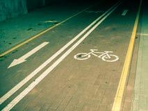 Paraíso para la bici Fotografía de archivo