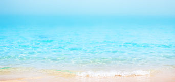 Paraíso/Sunny Beach Divine Coa do mar da praia tropical/dia ensolarado foto de stock