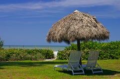Paraíso tropical Imagem de Stock Royalty Free