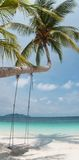 Paraíso tropical Foto de Stock