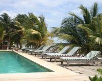 Paraíso tropical Foto de Stock Royalty Free