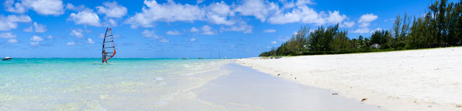 Paraíso tropical Imagen de archivo libre de regalías