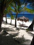 Paraíso tropical de la playa Fotografía de archivo libre de regalías