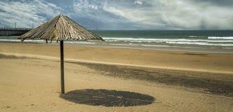 Paraíso tropical de la playa Foto de archivo libre de regalías