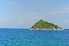 Paraíso tropical hermoso en Tailandia Foto de archivo