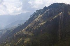 Paraíso verde en Sri Lanka fotografía de archivo libre de regalías