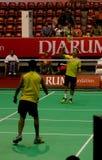 Para badminton Stock Photography