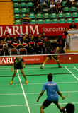 Para badminton Royalty Free Stock Images