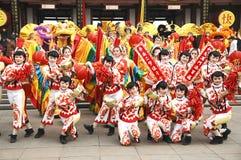 Para celebrar el festival de resorte en China Imágenes de archivo libres de regalías