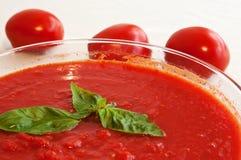 Para comer sano: tomates Fotos de archivo libres de regalías