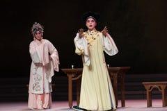 """Para encontrar-se a seu  branco de Opera""""Madame Snake†da esposa-Kunqu Fotos de Stock"""