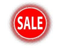 Para a etiqueta do Tag da venda Imagem de Stock