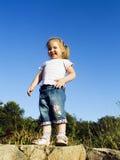 Para a felicidade é pequeno necessário Fotos de Stock