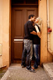 para flirt zdjęcie royalty free