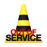 Para fora as FO prestam serviços de manutenção Imagem de Stock