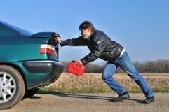 Para fora--gás Foto de Stock