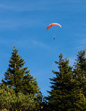 Para Glider Royalty Free Stock Photography