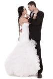 para inny target1996_0_ poślubiam niedawno poślubiający Fotografia Stock