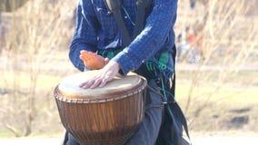 Para jugar ritmo en gong metrajes