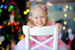 Para la Navidad que espera Foto de archivo libre de regalías