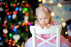Para la Navidad que espera Imagen de archivo libre de regalías