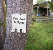 Para la venta del propietario Fotos de archivo libres de regalías