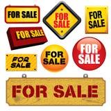 Para las muestras de la venta Imágenes de archivo libres de regalías
